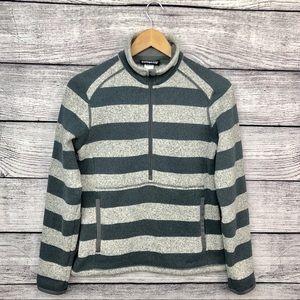 Patagonia 1/4 zip Better Sweater Fleece Pull Over